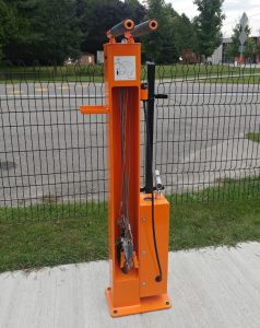 New Bike Repair Station Installed in Ayer's Cliff