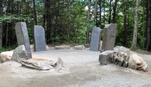 New Rest Area – Medicine Wheel and the 4 Directions